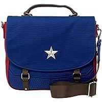 Loungefly x Captain America Endgame Hero Messenger Bag