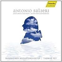 Overtures & Stage 2 by ANTONIO SALIERI (2010-04-27)