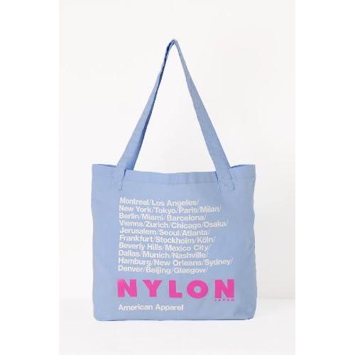 NYLON JAPAN PREMIUM BOX Vol.3(American Apparelトートバッグ付き/ライトブルー)