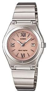 [カシオ]CASIO 腕時計 WAVE CEPTOR ウェーブセプター タフソーラー 電波時計 LWQ-10DJ-4A1JF レディース