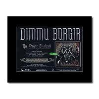 DIMMU BORGIR - In Sorte Diaboli Mini Poster - 21x13.5cm