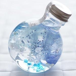 ハーバリウム 丸ボトル (グラデーションブルー)の関連商品7