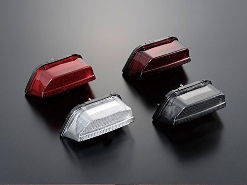 ポッシュ(POSH) LEDテールランプ ZRX400/ZRX1100/ZRX1200(-'08) スモーク 071090-92