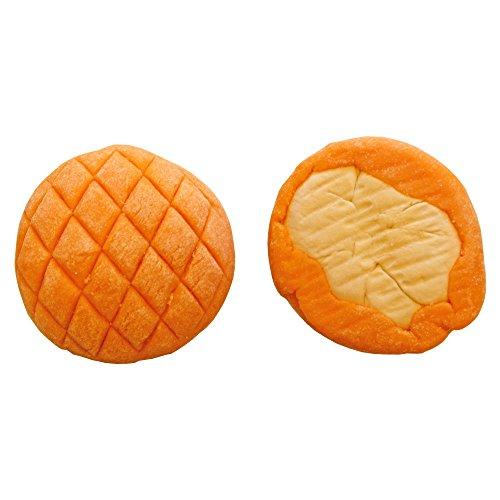 冷凍パン生地 夕張メロンパン19 KOBEYA 業務用 1ケース 110g×64__ 季節限定