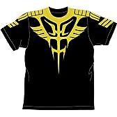 ガンダム ギレン風Tシャツ ブラック サイズ:M
