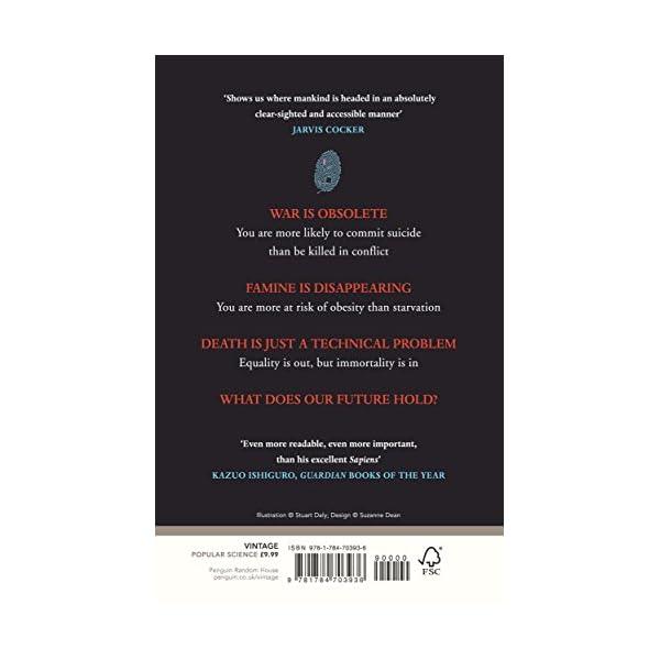 Homo Deus: A Brief Hist...の紹介画像2