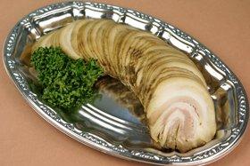 フーズタヒコ)冷凍焼豚(バラ) 約10gx50枚