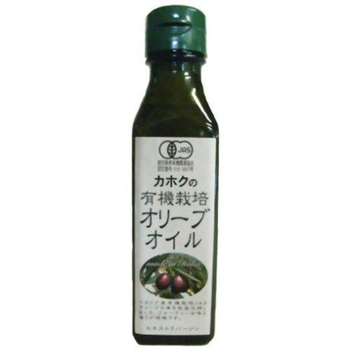 カホクの有機栽培オリーブオイル エキストラバージン 100g