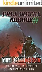 Full Metal Horror 3巻 表紙画像
