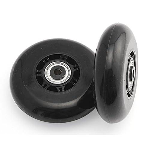 RIMOWA 2輪用 静音ホイール (ブラック)