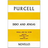 Dido and Aeneas: Vocal Score