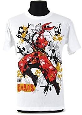 キン肉マンコラボ YOSHI-HASHI×ザ・ニンジャ Tシャツ XL
