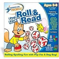 Hooked On Phonics Pop Fox's Roll & Read