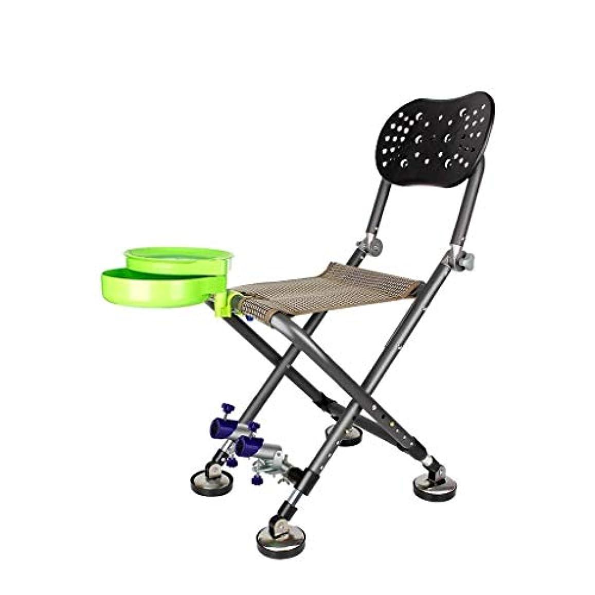 元気パステルに対して釣り椅子、折りたたみポータブル多機能、軽量折りたたみスツール