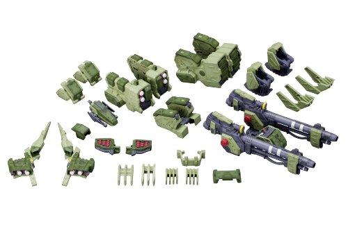 ZOIDS ライガーゼロ専用 パンツァーユニット (1/72スケール プラスチックキット)