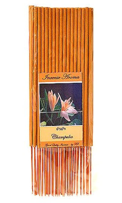 グレー愛国的な剣タイのお香 スティックタイプ [チェンパカ] インセンスアロマ 約50本入り アジアン雑貨