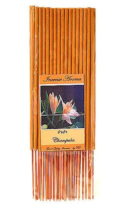 適合する競う思われるタイのお香 スティックタイプ [チェンパカ] インセンスアロマ 約50本入り アジアン雑貨