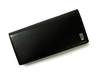 (ダンヒル)DUNHILL 長財布 サイドカー 二つ折 (ブラック) QD1010A D-1298F [並行輸入品]