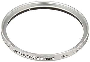 Kenko レンズフィルター MC プロテクター NEO 52mm シルバー枠 レンズ保護用 302521