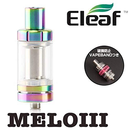 【Eleaf】MELO 3 mini アトマイザー Dazzling ( iStick PICO 純正アトマイザー) 2ml タンク 電子タバコ VAPE ガラス タンク [並行輸入品]