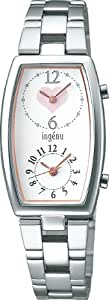 [アルバ]ALBA 腕時計 ingenu アンジェーヌ デュアルウオッチ AHJP001 レディース