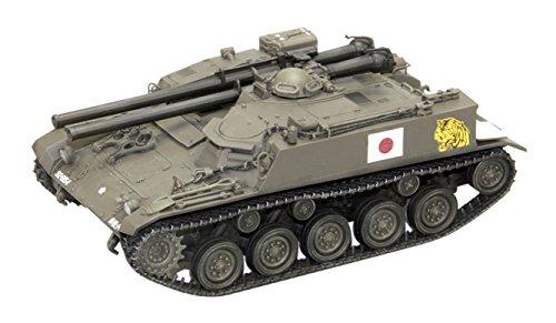 ファインモールド 1/35 陸上自衛隊 60式自走106mm無反動砲 B型 プラモデル FM45