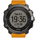 Suunto Traverse GPS Watch, Amber