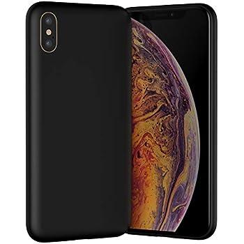 MYNUS iPhone XS CASE (マットブラック)