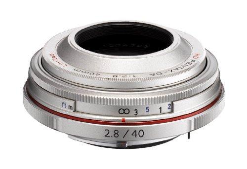 HD PENTAX-DA 40mmF2.8 Limited シルバー