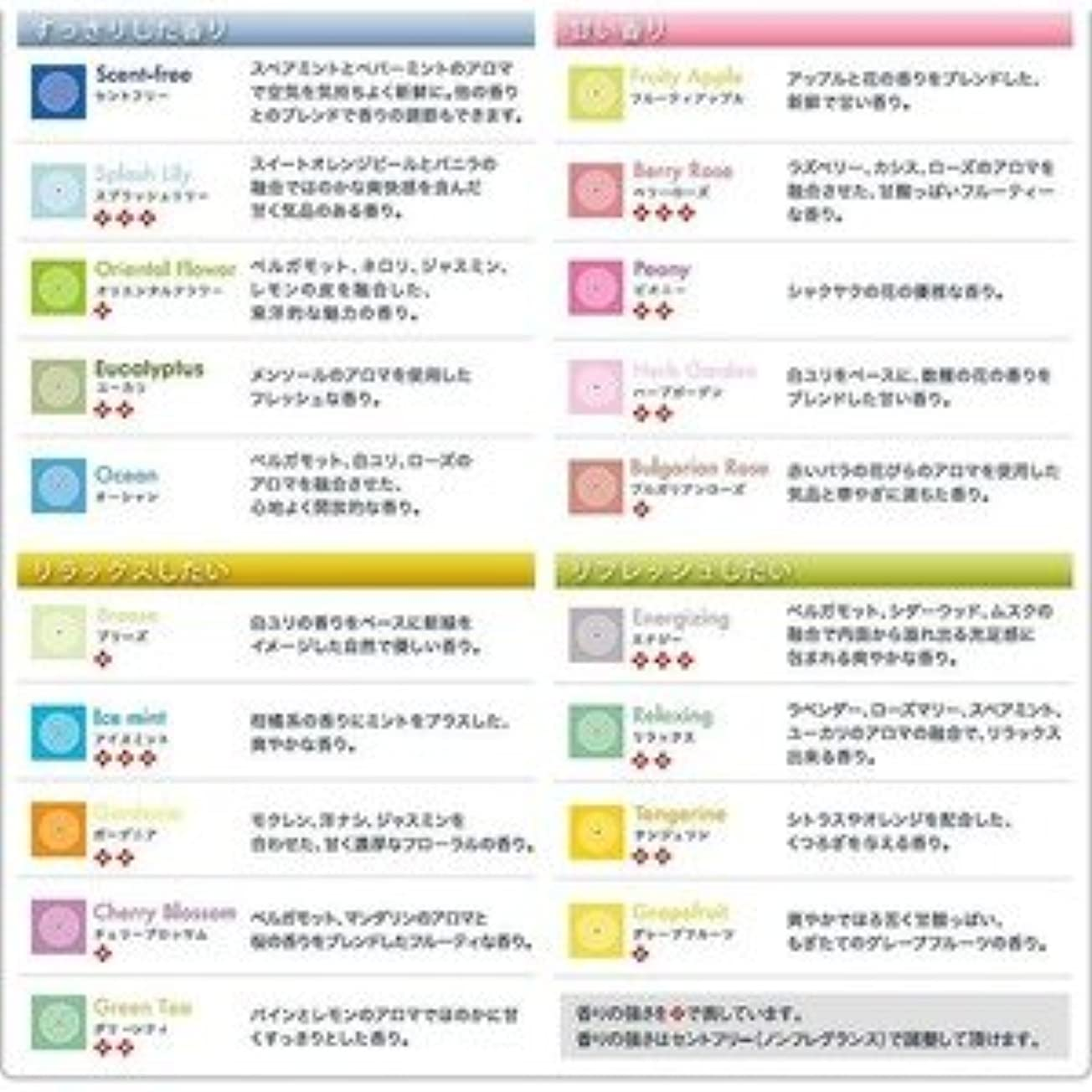 マジックボール専用ソリューション/空気洗浄専用液 【300ml/ベリーローズ】