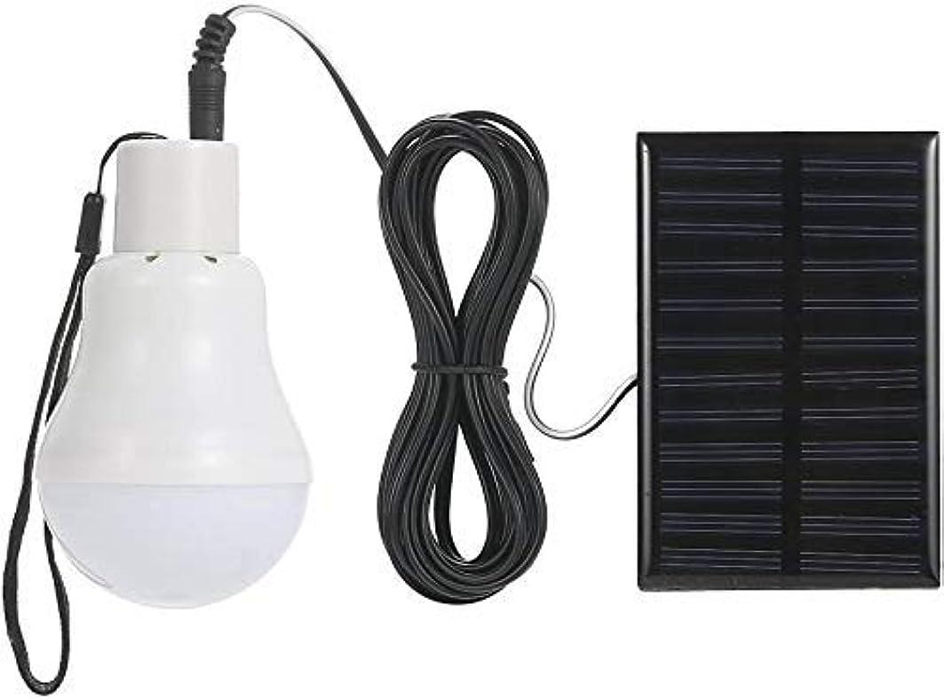 ホップ複雑はちみつ吊り下げ式IP44ウォーターソーラーパネル、LED電球、ポータブル充電式バッテリー12PCS SMD2835ソーラーエネルギー、緊急ハイキング釣りキャンプクライミングテント
