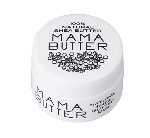 ママバター ナチュラル シアバター フェイス&ボディクリーム 6g