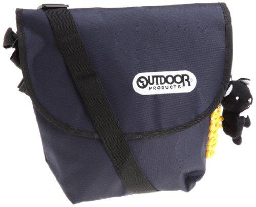 OUTDOORコラボ メッセンジャーバッグ Messenger/BG アースミュージック&エコロジー