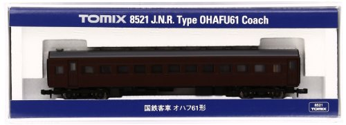 TOMIX Nゲージ 8521 国鉄客車 オハフ61形