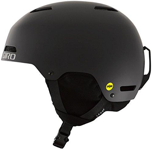 GIRO(ジロ) スキー・スノーボードヘルメット LEDGE MATTE BLACK M 7060400