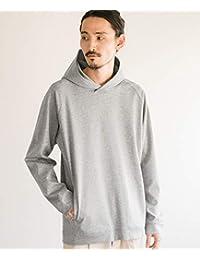 [アーバンリサーチ] tシャツ ポンチルーズプルオーバーパーカー メンズ