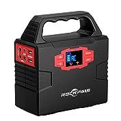 Rockpals ポータブル電源 家庭用蓄電池 3WAYシステム UPS機能 40800mAh 15...