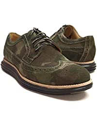 COLE HAAN × NIKE LUNARGRAND LONG. WING forest camo 【コールハーン ナイキ ルナグランド ウイング チップ】