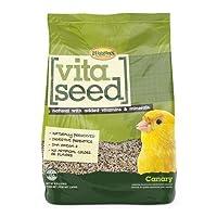 Higgins Vita Seed Natural Canary 5 Lb by HIGGINS PET FOOD
