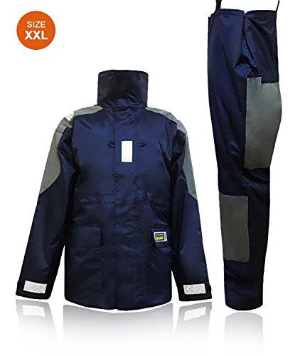 Navis MarineメンズOffshore Sailing Clothing &雨ジャケット