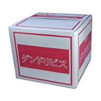 DKP135 四角穴 クロメート 徳用箱