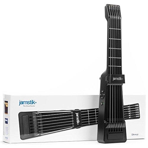 jamstik+ ポータブル スマートギター ギター型MIDIコントローラー ブラック 正規代理店取扱品