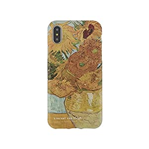 iPhoneケース / Sunflowers - X iPhoneX対応 BP-C1229