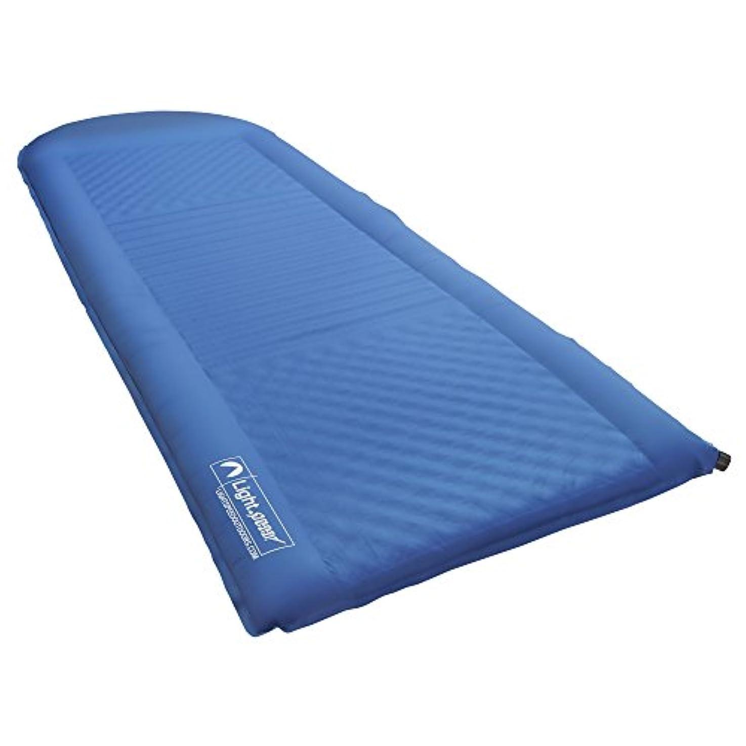 アッティカス時々時々マザーランドLightspeed Outdoors PVC-Free Self Inflating Camp Sleep Pad [並行輸入品]