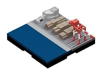 日本卓上開発 ジオクレイパー 拡張ユニット #002 コンテナターミナル