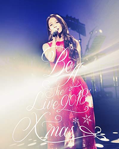"""【メーカー特典あり】BoA THE LIVE 2018 """"X'mas""""(Blu-ray Disc)(オリジナルポストカード付)"""