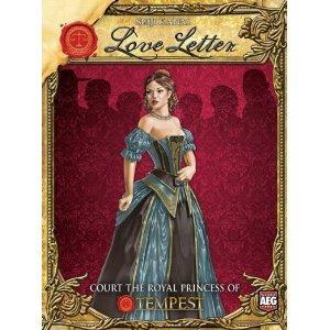 ラブレター (Love Letter) 日本語説明書付 カードゲーム