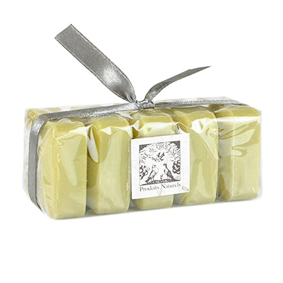 爆風雄弁家インフルエンザPRE de PROVENCE シアバター エンリッチドソープ ギフトパック バーベナ VERBENA プレ ドゥ プロヴァンス Shea Butter Enriched Soap