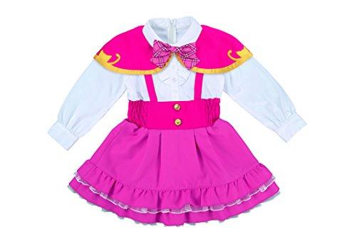 魔法つかいプリキュア! 魔法学校 制服 キッズコスチューム 女の子 100cm