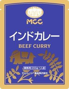 MCC インドカレー(ビーフ) 200g